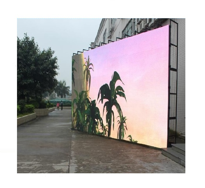 Full color outdoor P10 SMD LED Module, P10 LED Display panel with Quality Assurance P10 LED Display panel