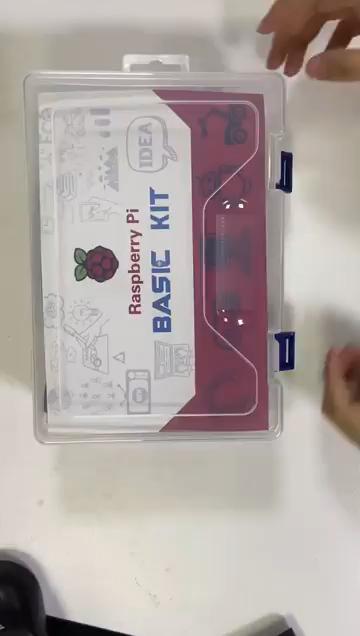 Raspberry Pi 4 полный стартовый комплект с Pi 4 Модель B 4 Гб RAM плата 32 ГБ Micro SD карта