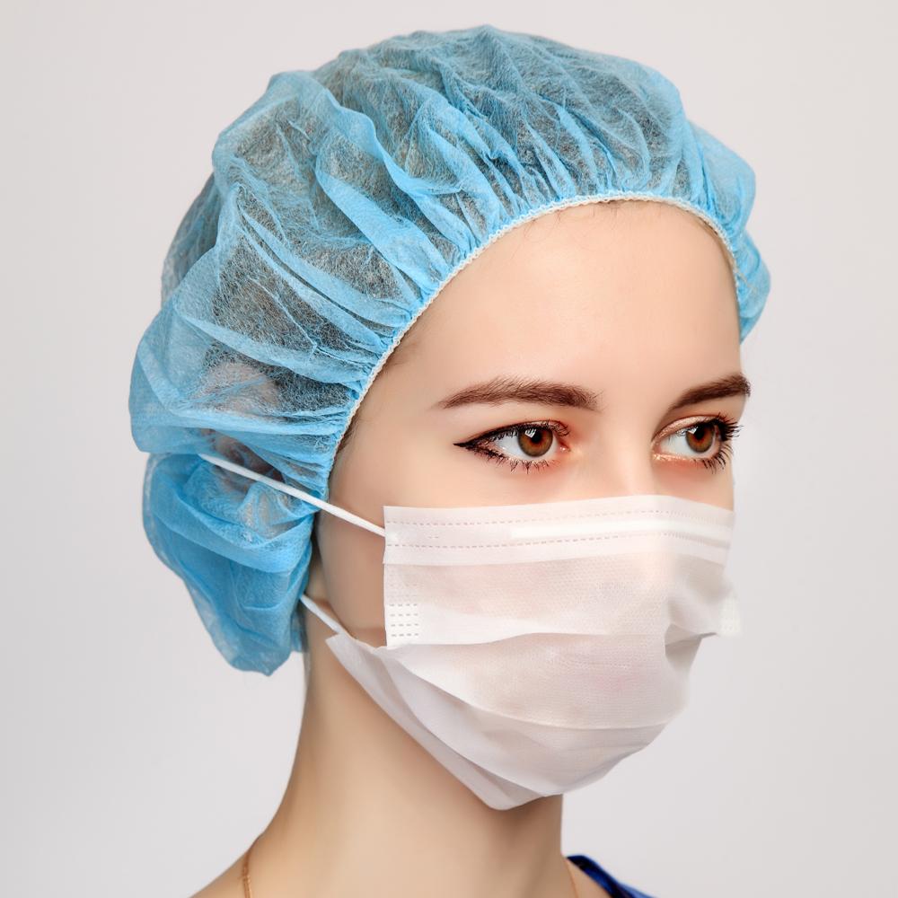 Disposable EN14683 Medical Surgical Earloop Face Masks