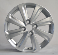 15 inch alloy wheels for passenger car for rim wholesale made in china high quality rim