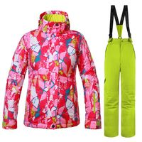 Quality Crane Sports Ski Wear Men Winter Outdoor Wear