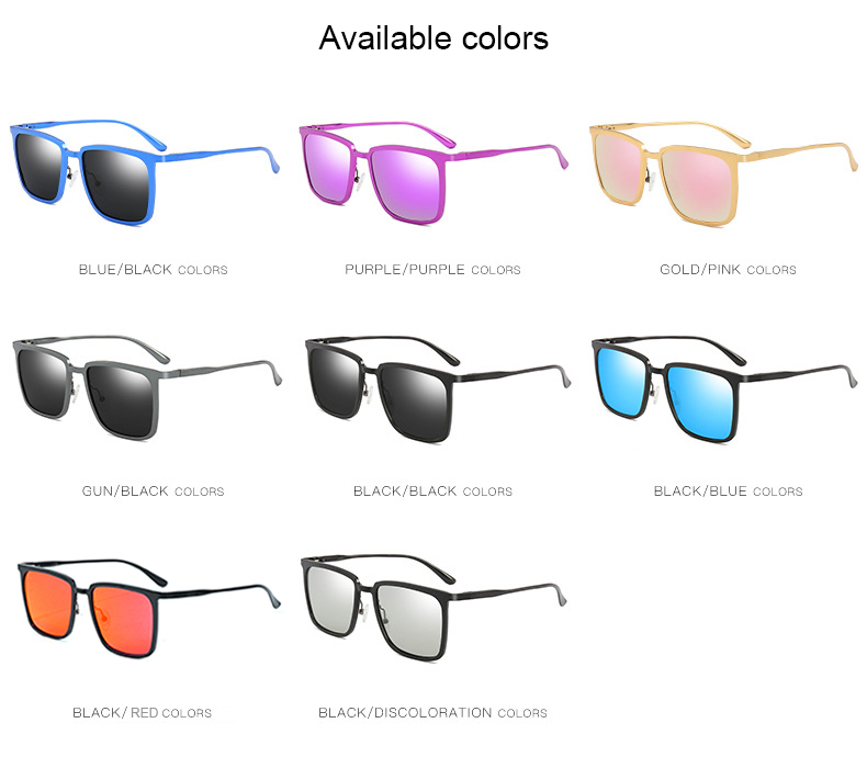 Men's trendy fashion 2020 new design no MOQ customized engrave logo wholesale metal sunglasses