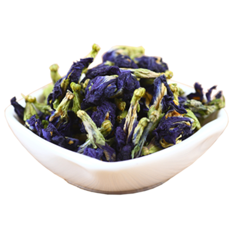 Factory and Wholesale Butterfly Pea flower Herbal Tea Organic Tea OEM China - 4uTea | 4uTea.com