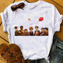 Винтажный Готический летний костюм для влюбленных, мягкий наряд для девочек, эстетическая футболка, графический Harajuku, футболки для женщин, ...(Китай)