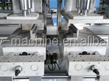 Plastic window machines