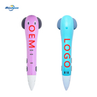 China educational DIY printing 3D magic pen for art &craft making