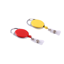 Yoyo Id Intrekbare Badge Reel Zonder Clip
