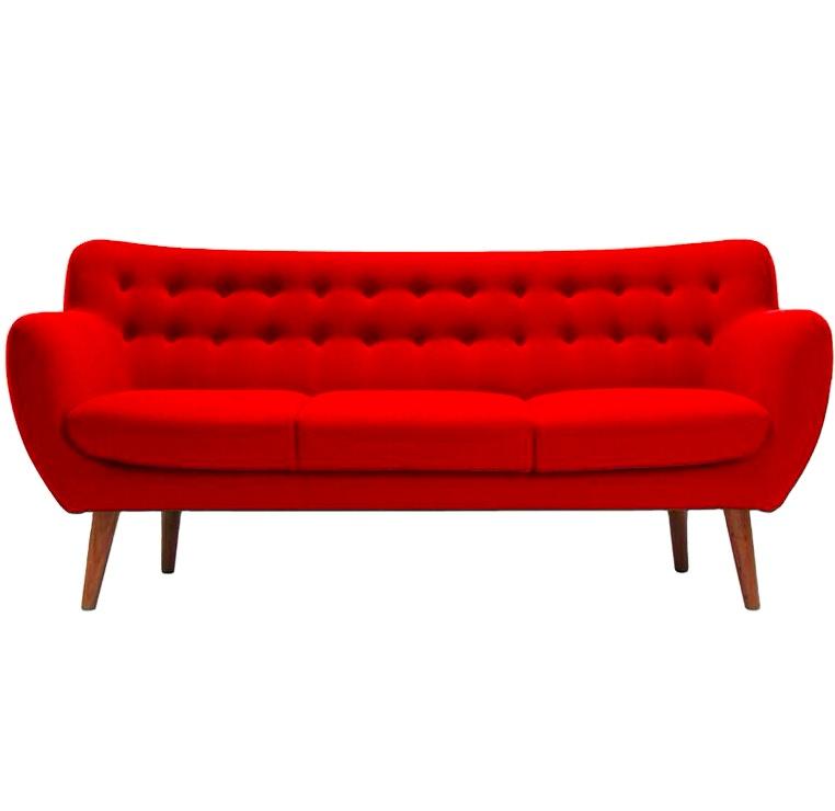 Livingroom Furniture Nordic Retro