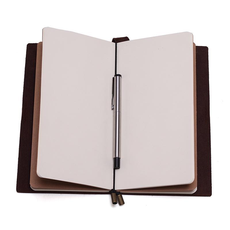 Crazy Horse Leather Journal Custom Printed Sale Journal Handmade Eco Friendly Notebook A5 Notebook Journaling Supplies
