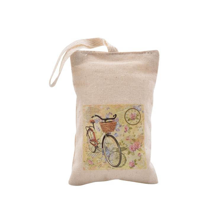 Custom print logo home fragrance long last air freshener clothes shoe cedar linen lavender aroma scented sachet for drawer