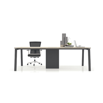 Office Meeting Table Ash Wood Modern Big Boardroom 4 6 8 10 Person Conference Table