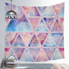 Индийская мандала, полиэстер, настенный подвесной ковер, коврик для йоги, песочный пляжный коврик, одеяло, матрас, коврик для сна(Китай)