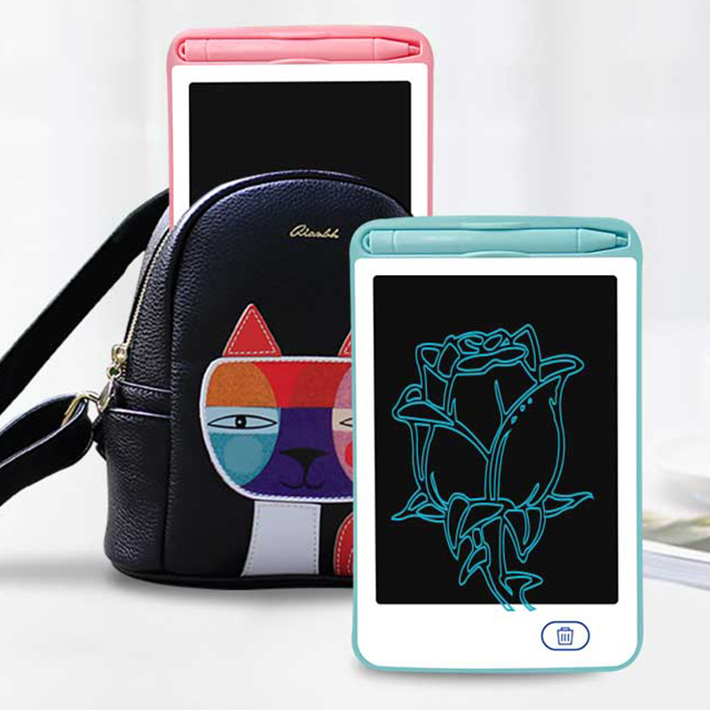 6.5 Inch LCD Writing Digital Drawing Handwriting Pads Portable Electronic Tablet