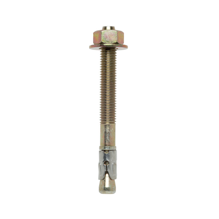 Expansion Anchor Bolts Through Bolt Hardware Fasteners Stainless Steel Wedge Anchor