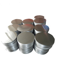 Aluminum disc 1050 1060 1100 3003 Aluminum circle round for cookwares and lights