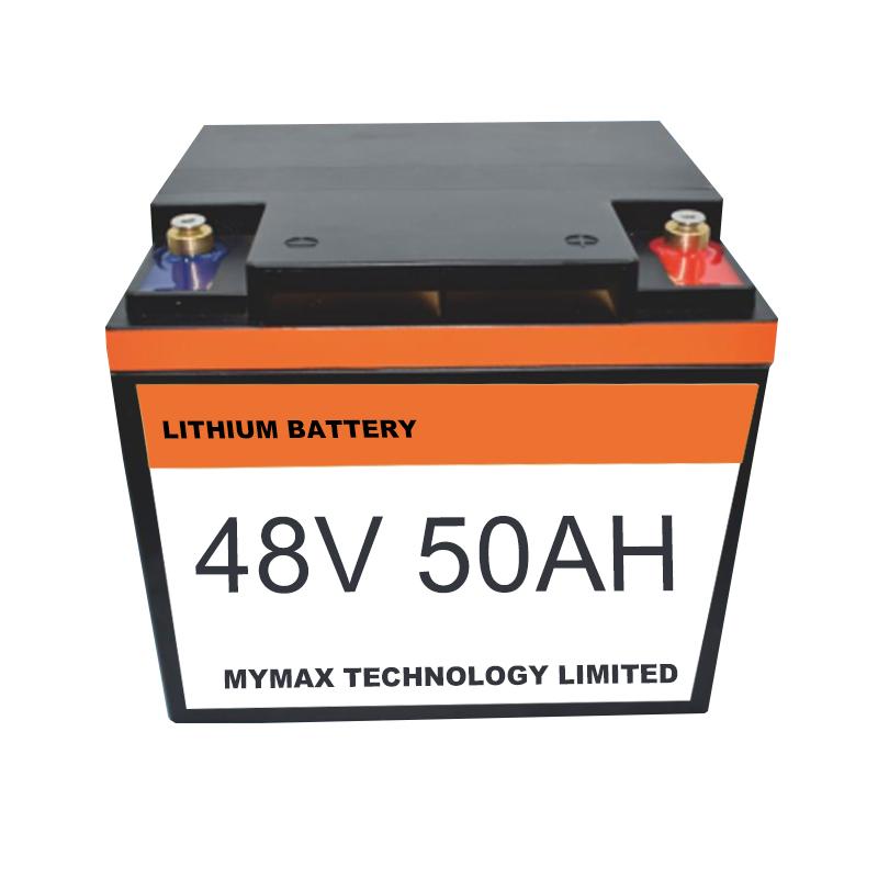 Hoge Veiligheid Lithium Ion Batterij 12V 24V 48V 72V 96V LiFePO4 Batterij 40Ah 50Ah 60Ah 100Ah 200Ah