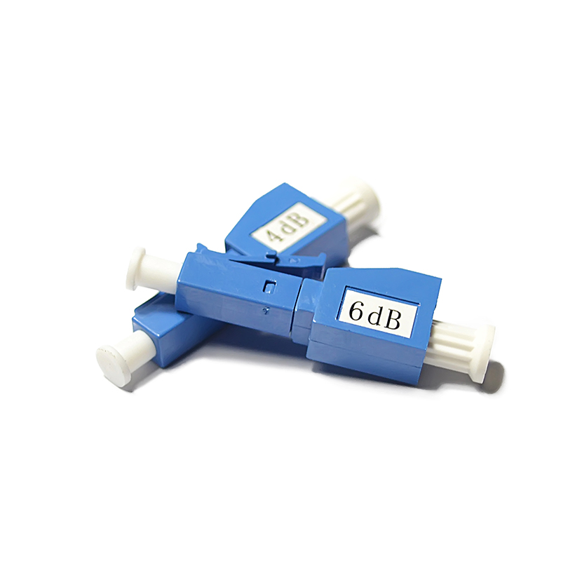 Lynn Electronics LCU-3DB-ATTN 3 dB LC//UPC Single Mode In-line Fixed Attenuator