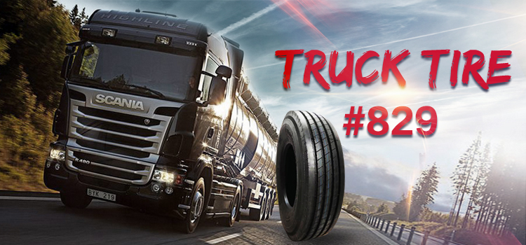 Heavy Truck Tire 12R22.5 All Steel Rubber Best Chinese Brand Truck Tire