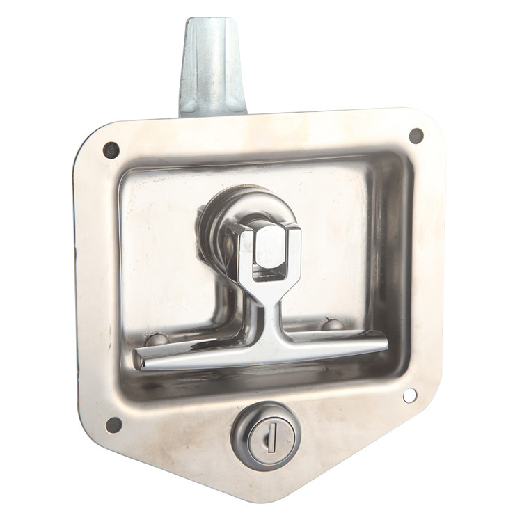 China Hot Sale Cheap Keys Stainless Steel Panel Door Box Lock