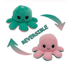Doll Toys Octopus Plush Toy RTSYE-840 TIKTOK Reversible Flip Octopus Stuffed Plush Doll Colorful Soft Cute Best Children Gift Reversible Octopus Toys