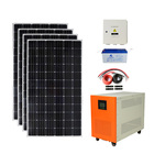 Solar energy products 5kw 힘 팩 solar system supply 대 한 홈