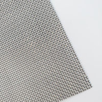 AISI 316 Marine Grade 40 Micron Filter Mesh With Stainless Steel Mesh