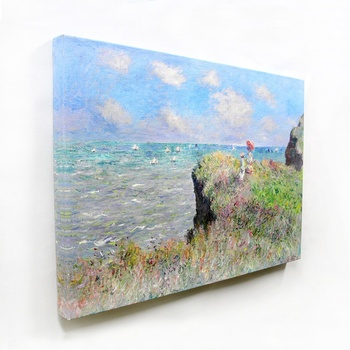 Custom order wholesale wall art stretched canvas prints for decoration