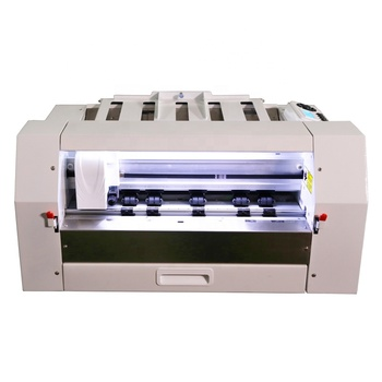 Automatic Sticker Vinyl Cutter Sheet Fed Label Mesin Pemotong