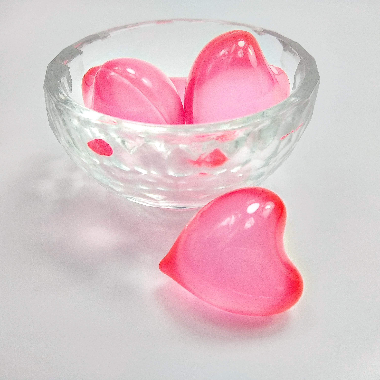 Round Bath beads, Bath pearls, Bath oil beads For Relaxing Bath