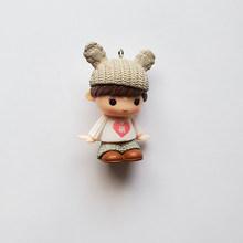 2 шт./лот, милая кукольная сумка, подвески, серьги, фурнитура, цепочка для ключей, ожерелье, аксессуары, подвеска для самостоятельного изготов...(Китай)