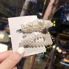 VKME модный головной убор жемчужные аксессуары для волос для женщин Шпилька Свадебные вечерние новые ювелирные изделия(Китай)