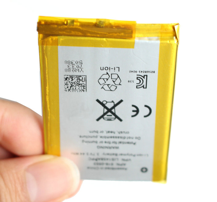 3.7V 950mAh Li-Polymer Replacement Battery 616-0553 for ipod touch 4th iPod Touch 4 Generation A1367 cell phone battery