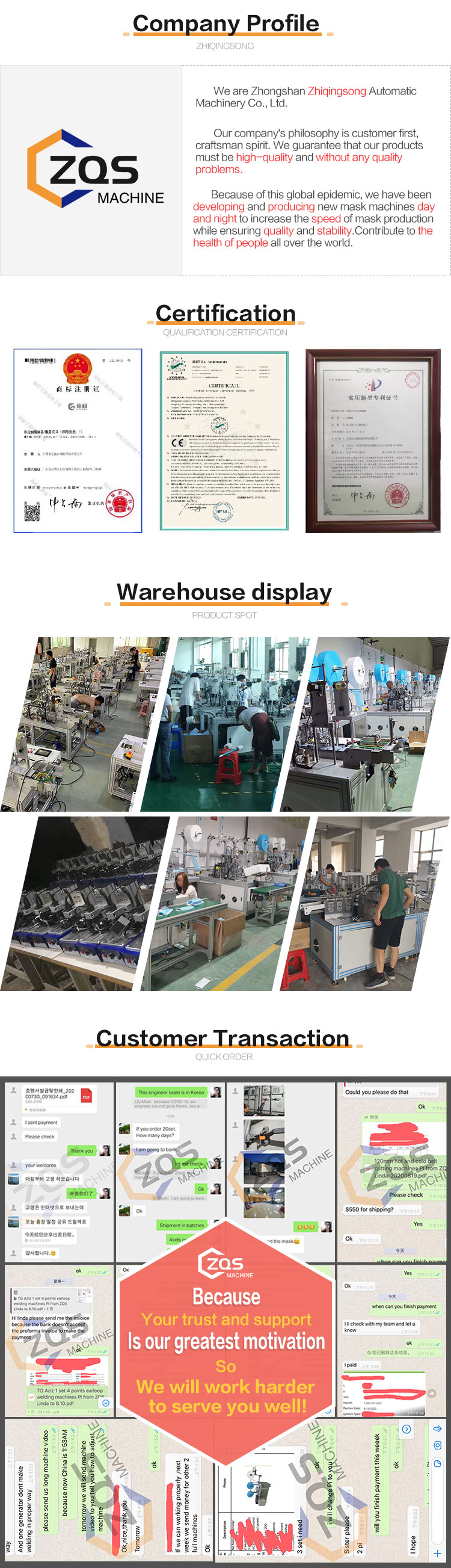 150-180 PCS/MIN dongguan automated face full mask maker machine production line machine for making face mask