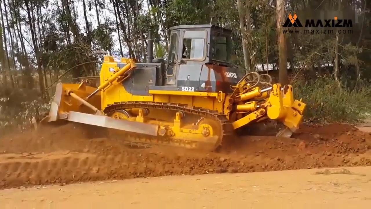Nedir buldozer Drott
