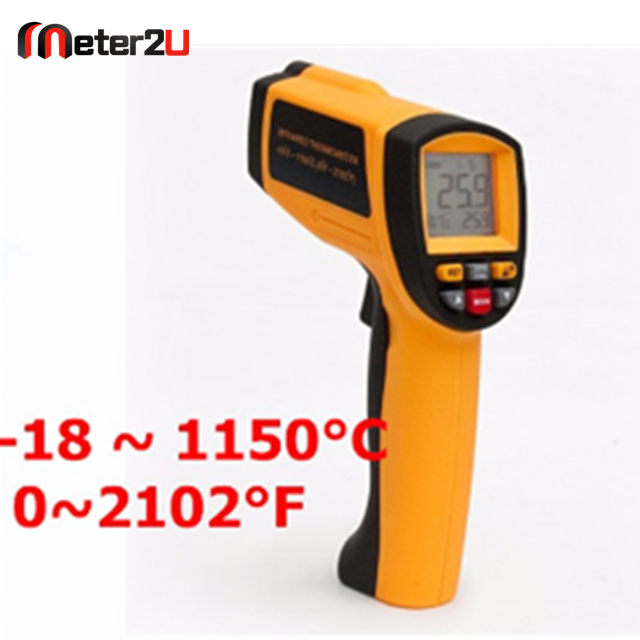 HD1150A Industrial Usage Temperature Controller 18~1150 C Infrared Thermometer - KingCare | KingCare.net