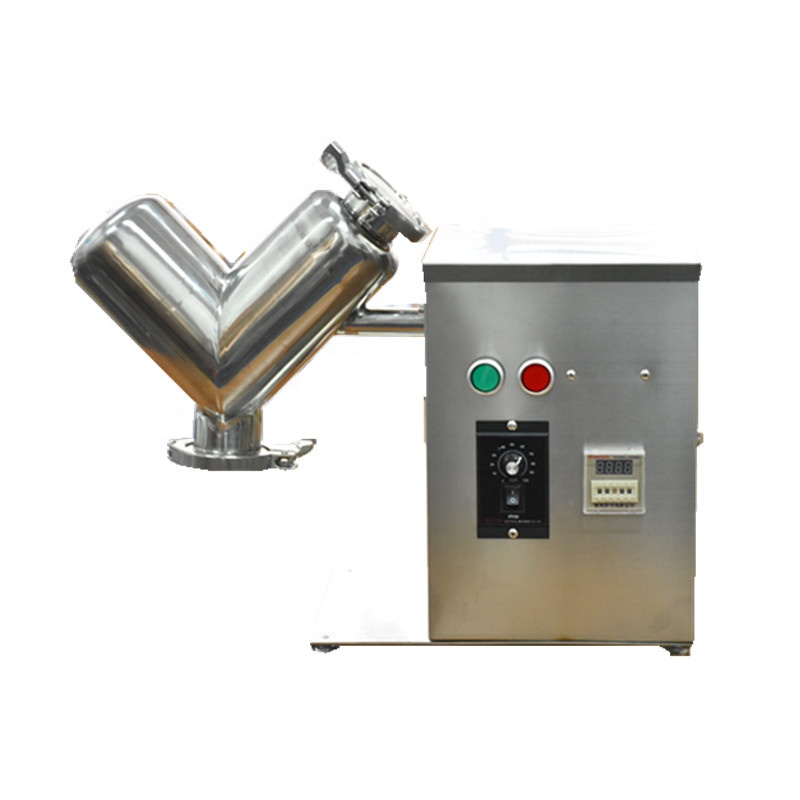 Semi Automatic stainless steel granule <strong>Powder</strong> <strong>Mixing</strong> <strong>Machine</strong> VH-2