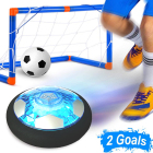 Soccer Soccer Newest Lighting Outdoor Kids Toys Hover Soccer Ball Set Team Game Toy Football