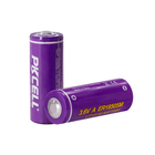 Lisocl2 battery er18505m 3.6v 4000mah a size er18505 lithium battery