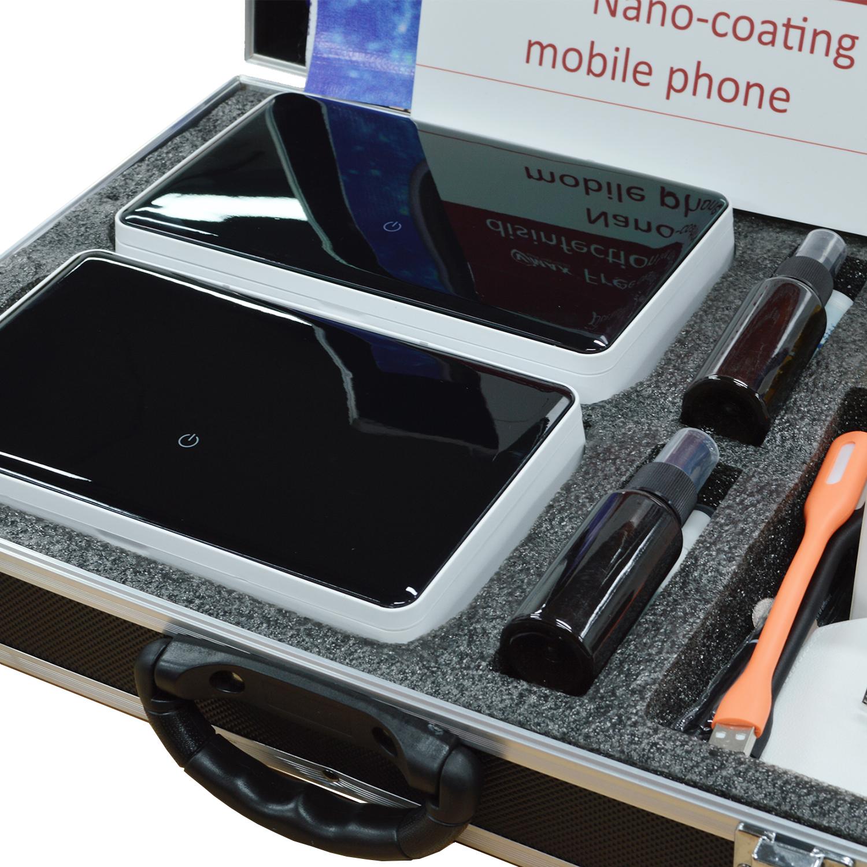 Multifunctional smartphone water resistant nano coating machine