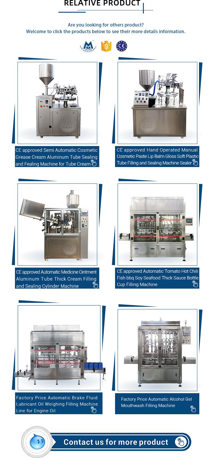 工場価格広く使用されている自動充填機液体液体石鹸と洗剤用のピストンフィラー