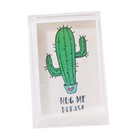 Customized 2x3 Instax Cactus Marco De Fotos Mini Instax Liquid Glitter Photo Frame