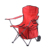 outdoor furniture beach chair folding armrest camping multi-function chair with wheels