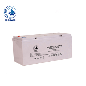 lithium iron lifepo4 lithium ion deep cycle battery 12v 300ah leoch with bluetooth