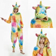 Зимние новые пижамы для женщин, фланелевые пижамы с Onsies, сексуальные пижамы с животными, пижама в форме тигра, с капюшоном(Китай)