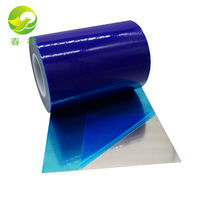 Customizable Blue Surface Protective Film for Stainless Steel Sheet