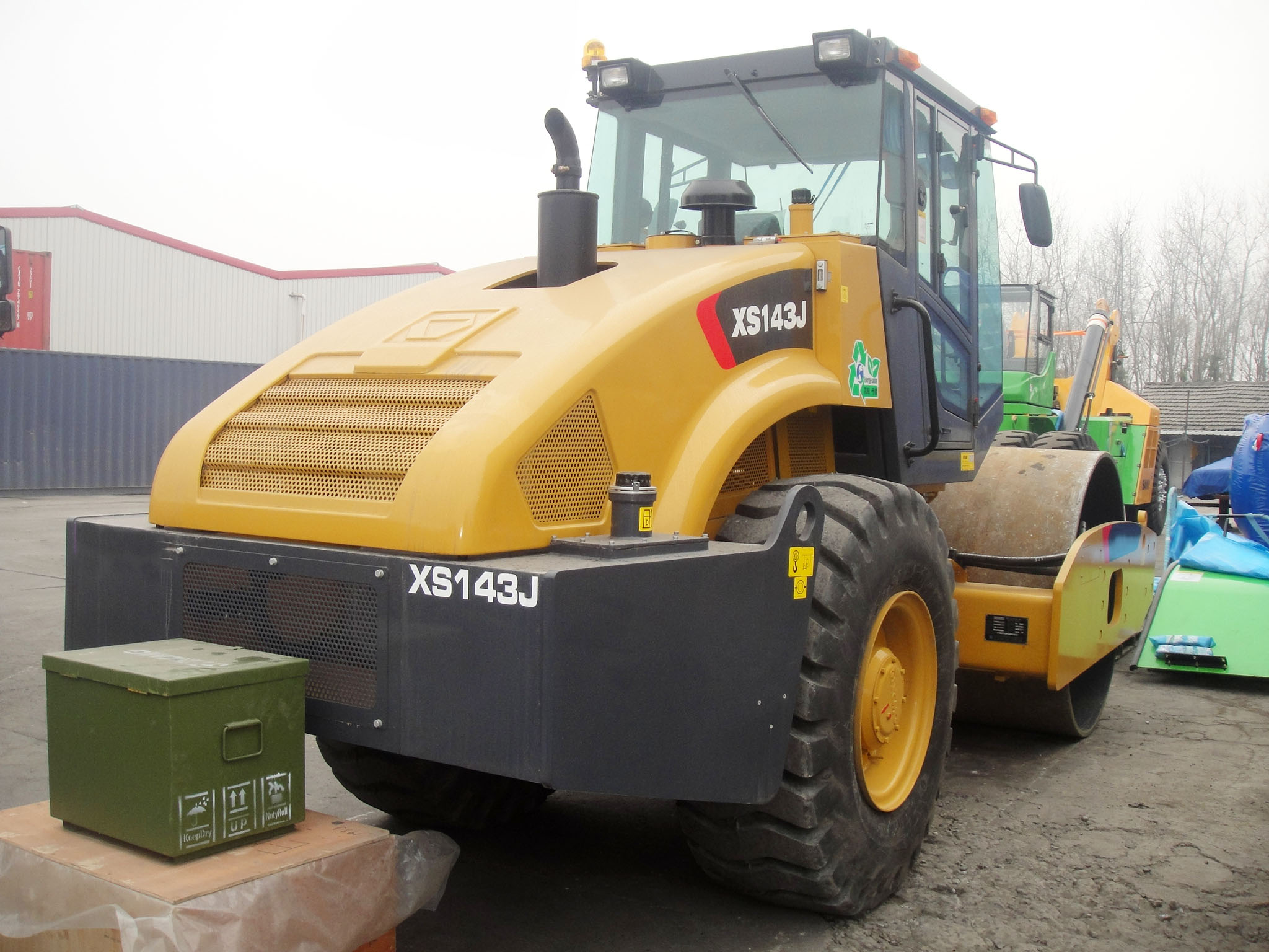 China Pc75 Bottom Roller Road Roller Rs8140