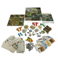 OEM High quality GNOMES&ASSOCIATES Board Game manufacture