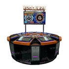 Metal Gambling Machines 2020 Hot Sale Roulette Gambling Game Machine Casino Jackpot Roulette Mega Ball Roulette