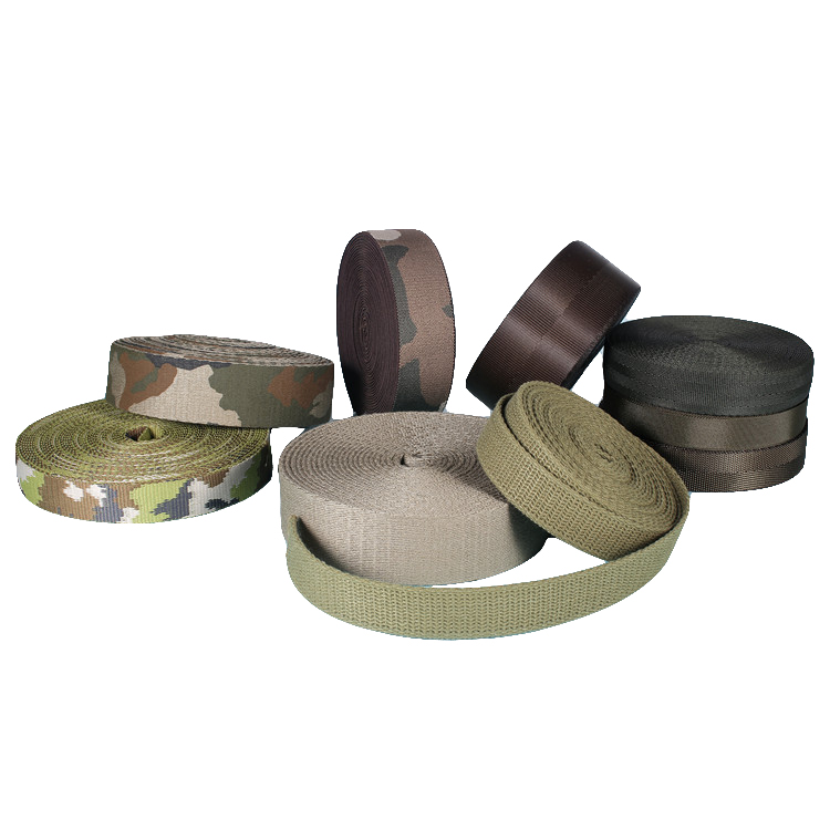Custom Various color polyester military belt