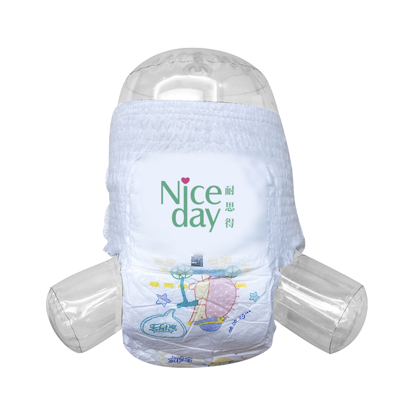 Economic pull up diaper wholesale good quality elastic waist baby diapers